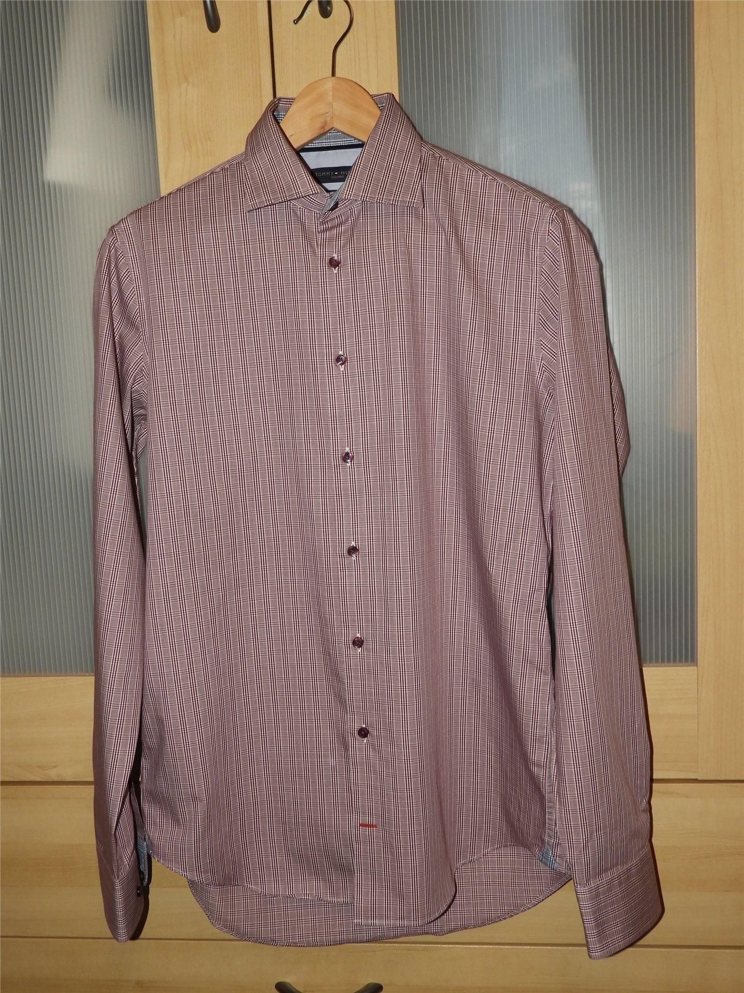 NY  original  TOMMY HILFIGER  skjorta  strl strl strl  38/15 4d0e6f