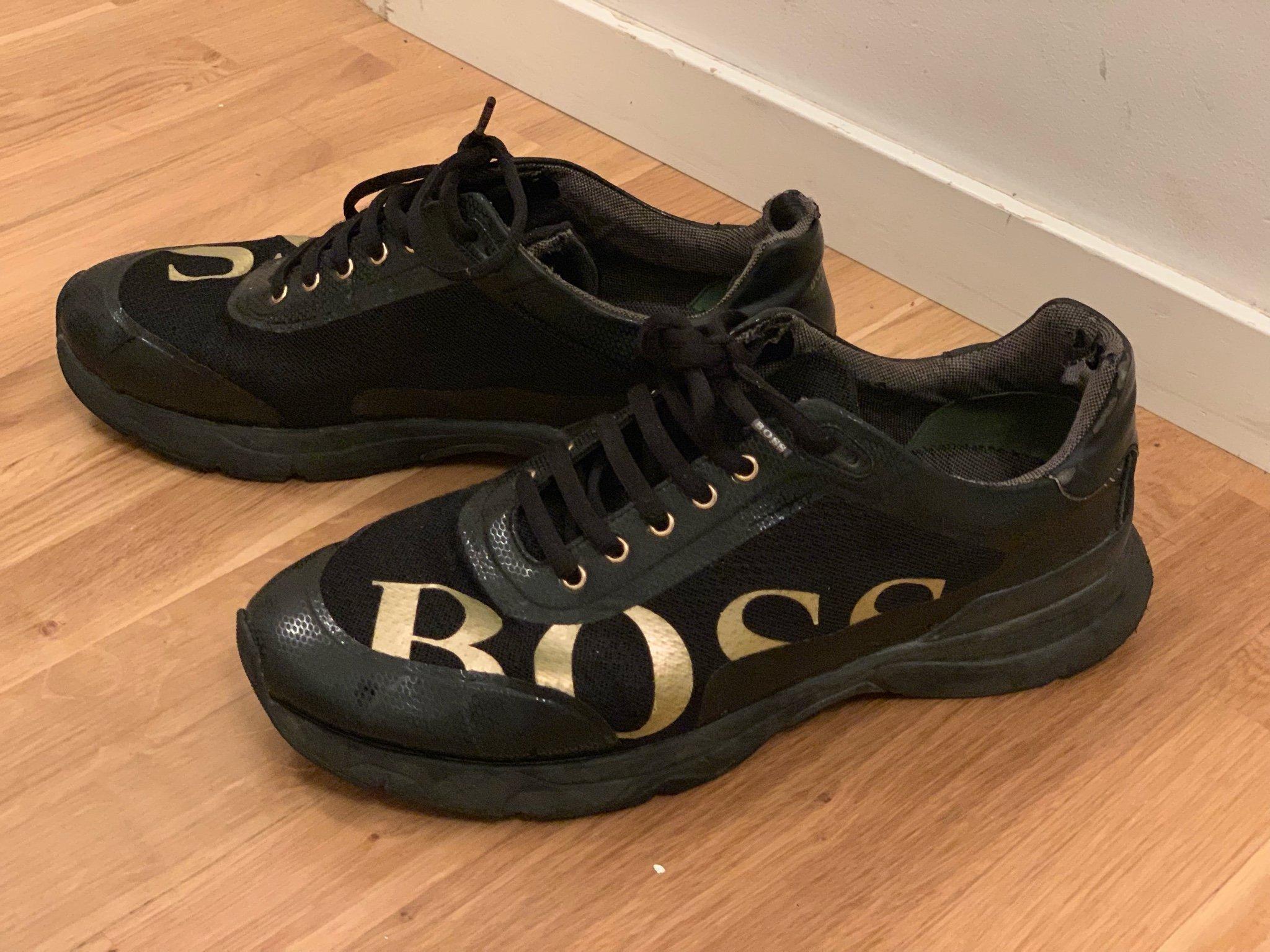 hugo boss skor