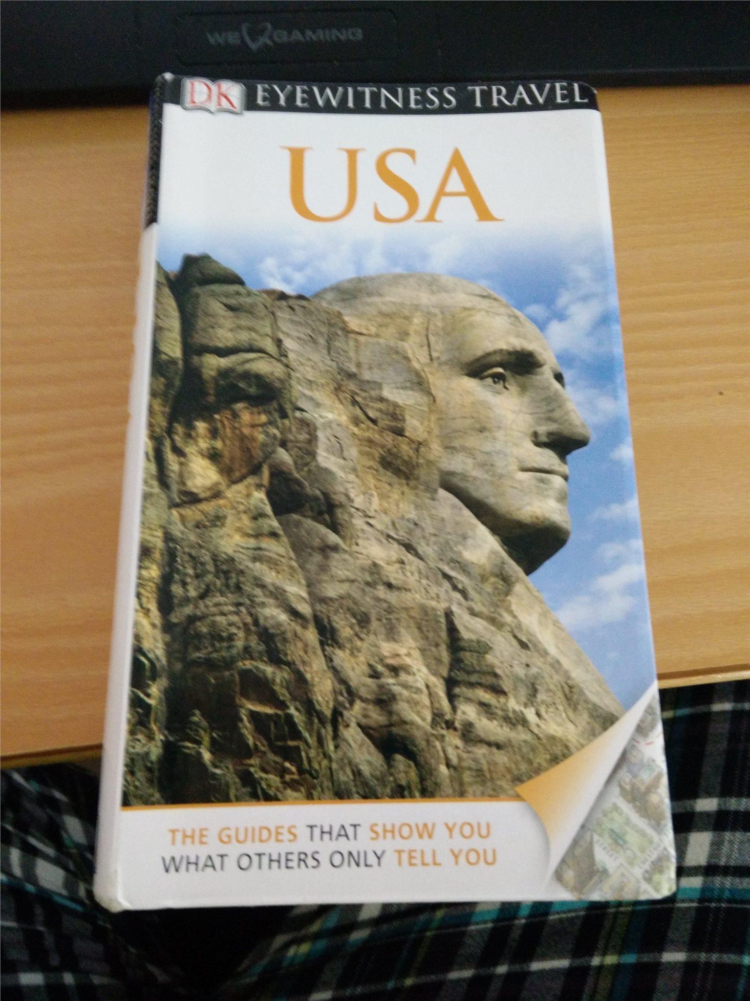 DK Eyewitness travel USA