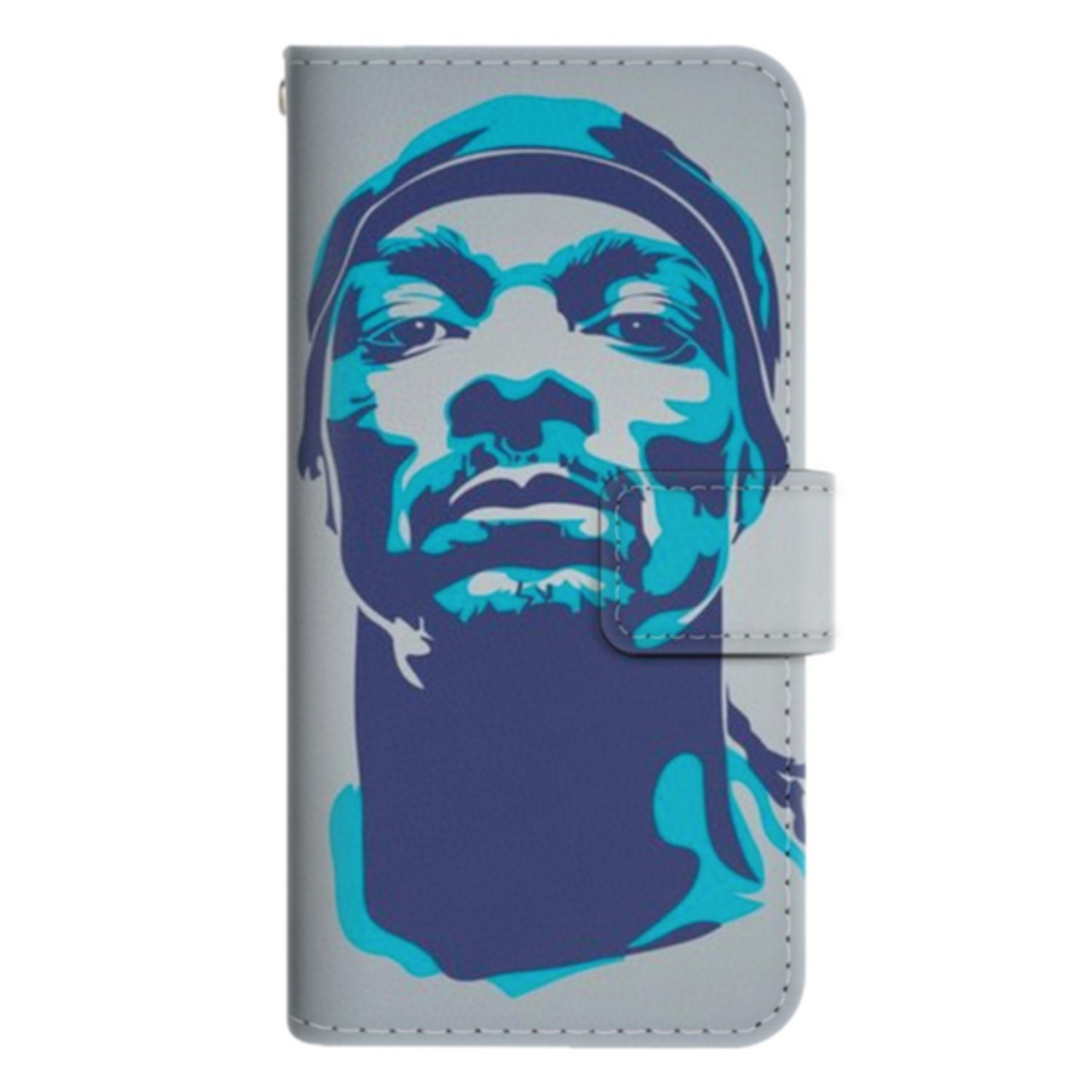 iPhone 7 Plånboksfodral Snoop Dogg
