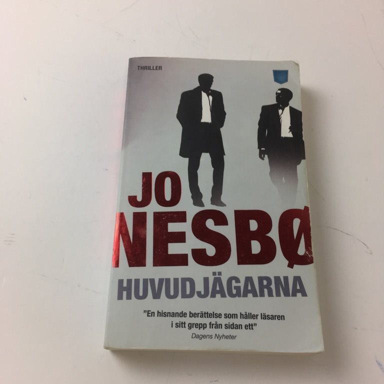 jo nesbø pocket