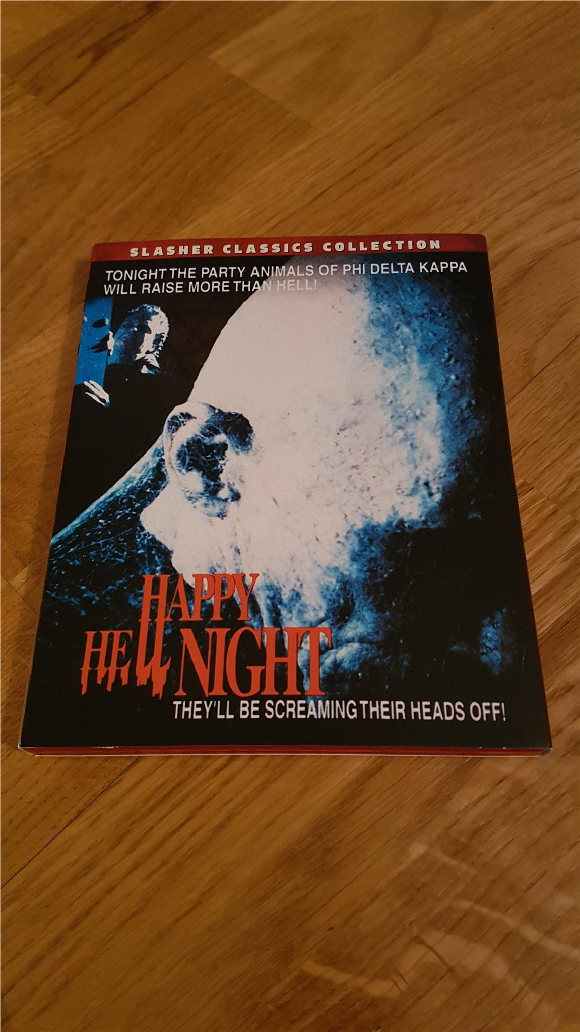 Happy Hell Night Blu-ray - 88 Films