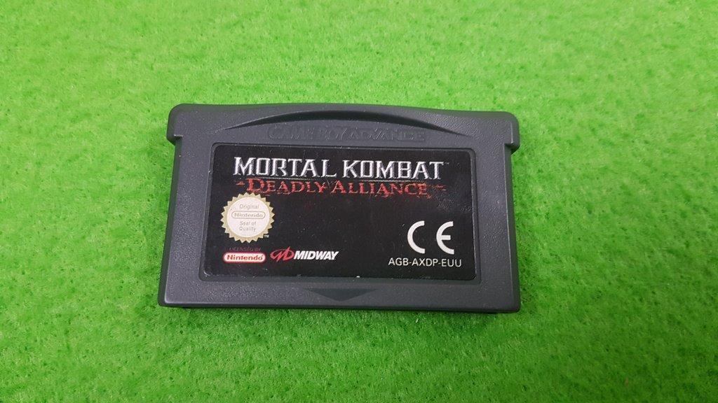 Mortal Kombat Deadly Alliance Gameboy Ad   (347040980) ᐈ