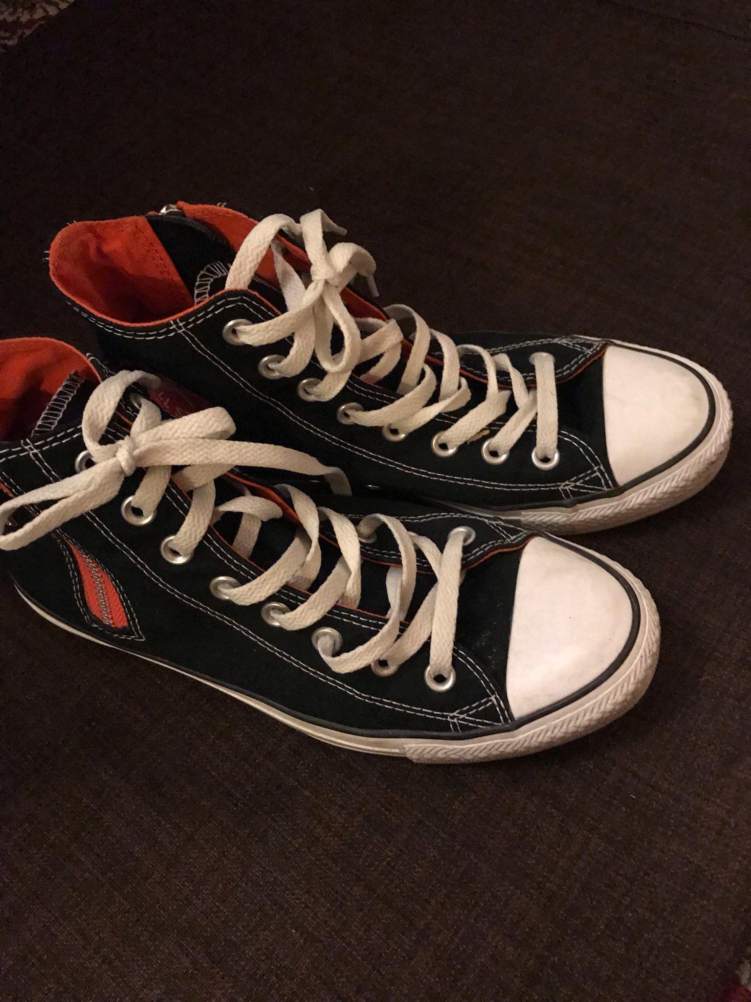28da668acf7 All star converse skor str 40 (347067663) ᐈ Köp på Tradera
