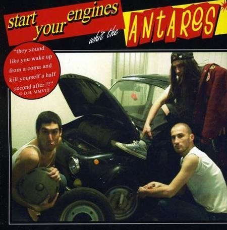 Antares, the - Start Your Engines With the ... - CD