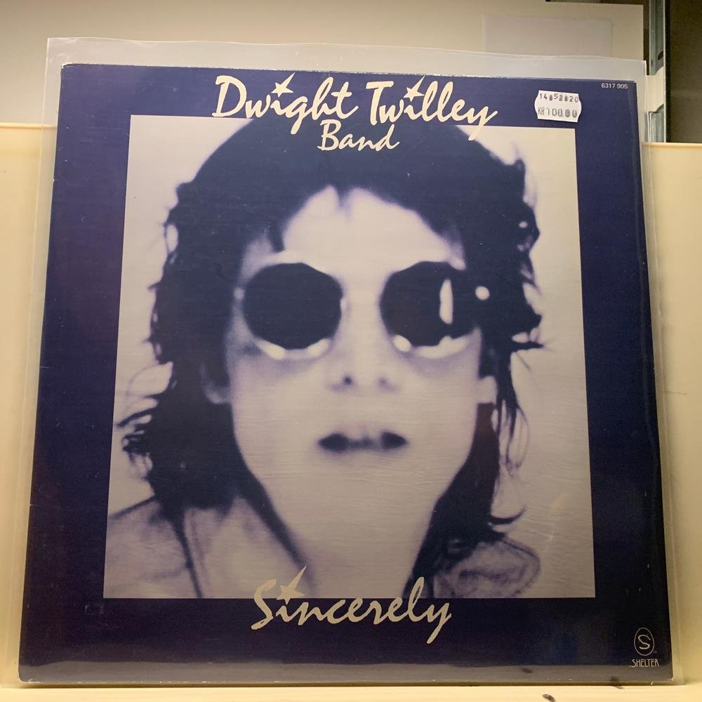 DWIGHT TWILLEY BAND - SINCERELY