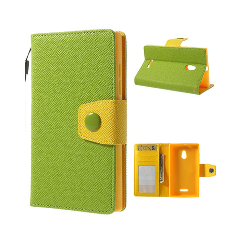 Brooklyn Green Nokia Xl Flip Fodral 311393989 Wepack P Tradera