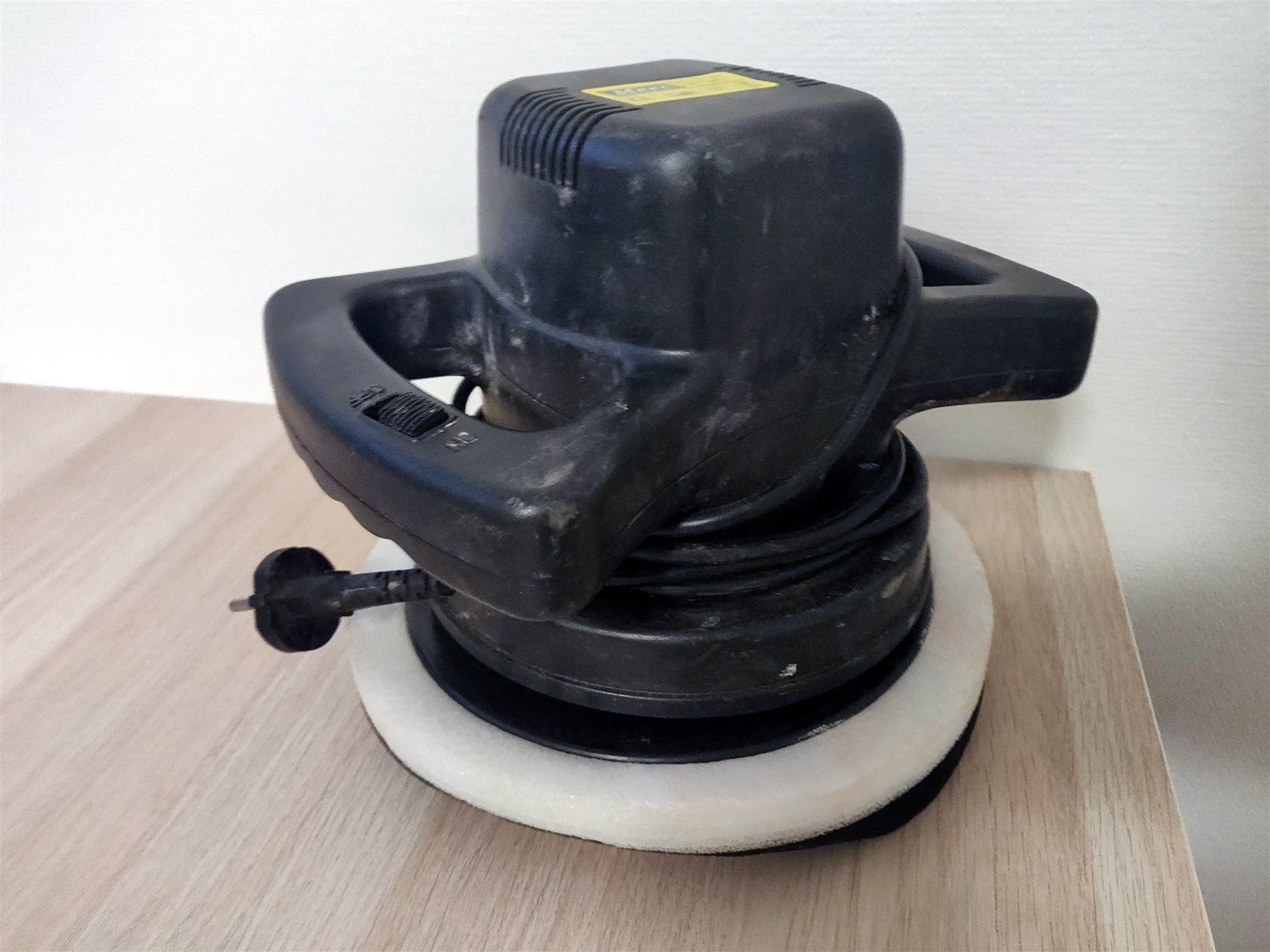 meec tools polermaskin