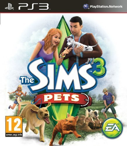 The Sims 3 Pets  - Playstation 3 PS3