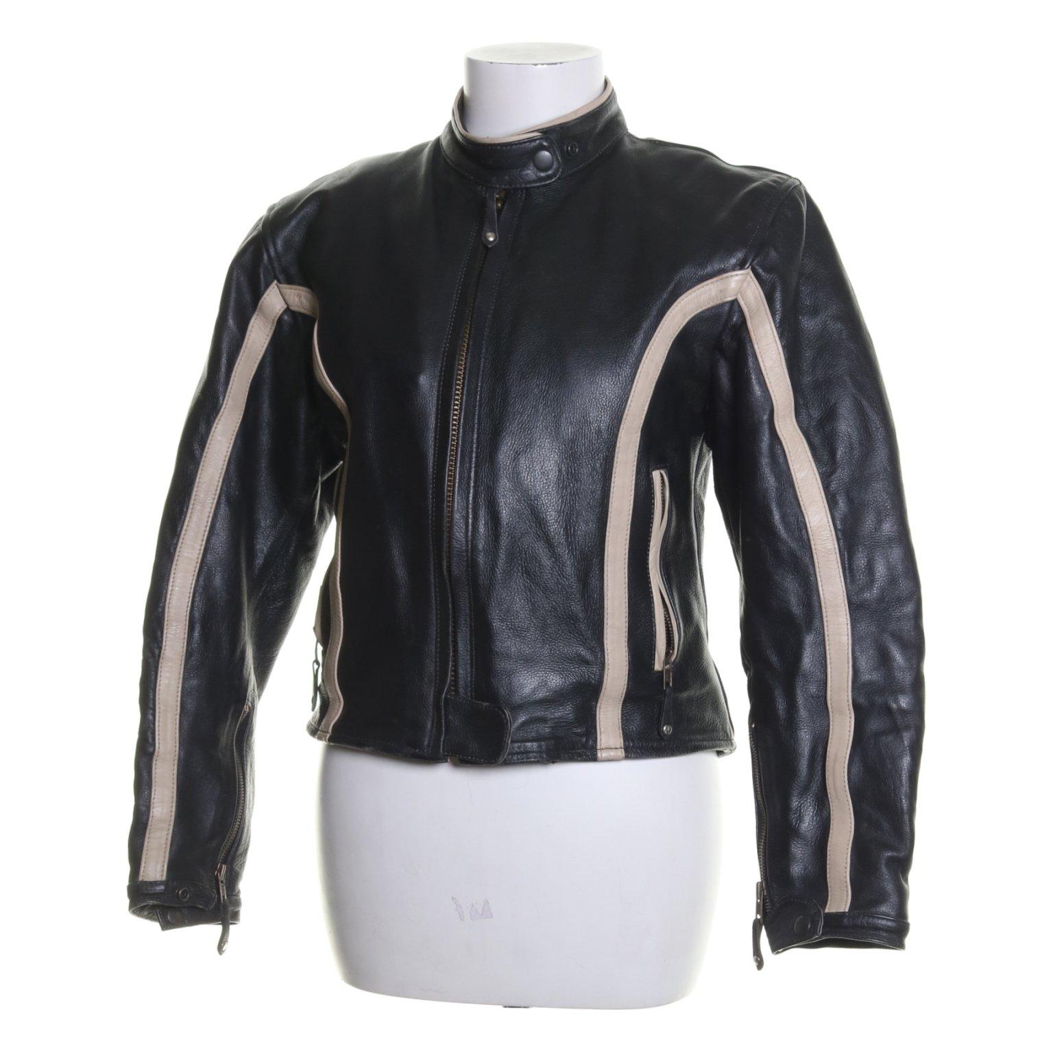 4 Bikers, Motorcykeljacka, Strl: S, Svart.. (397025126) ᐈ
