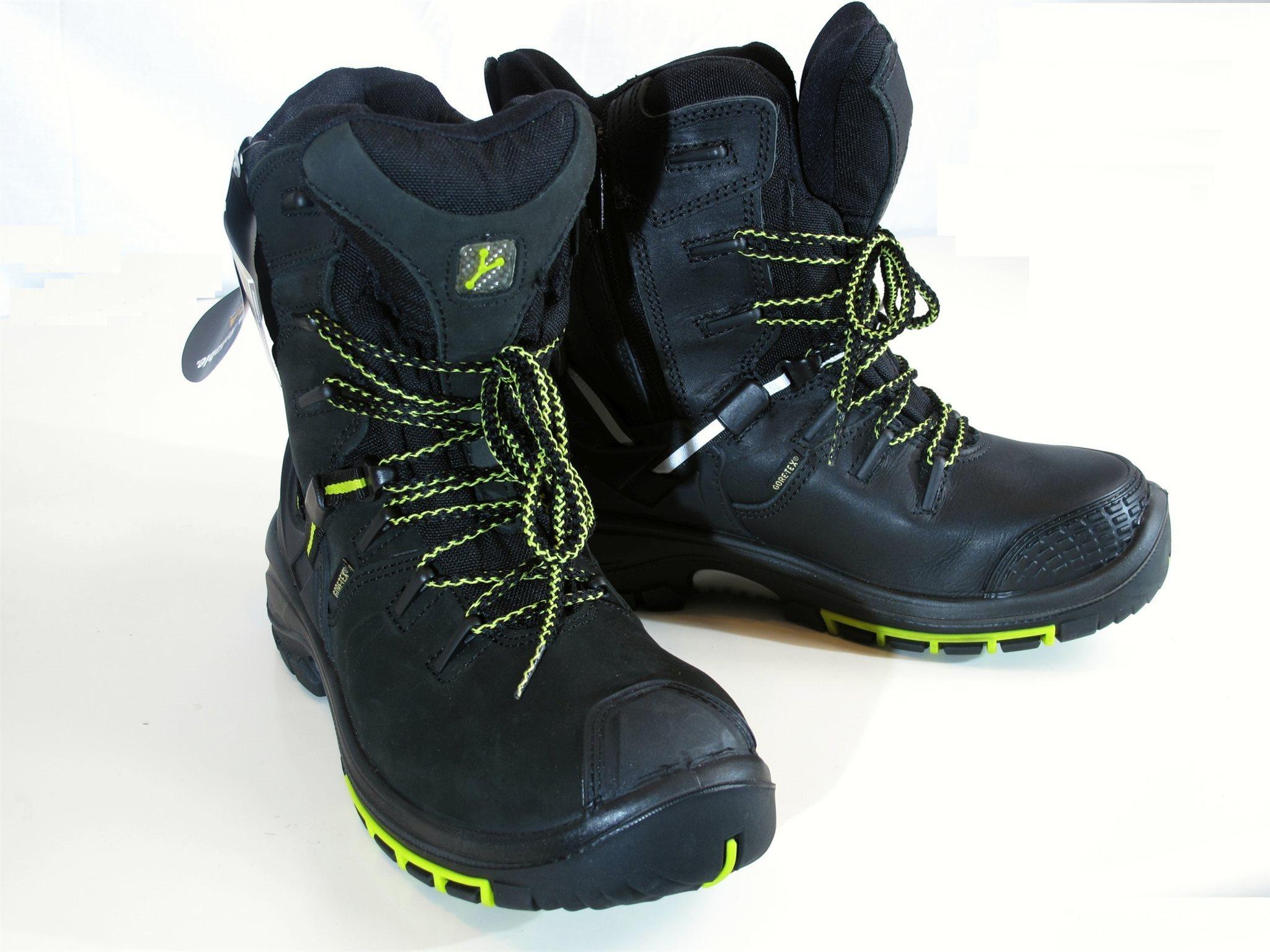 skor med stålhätta