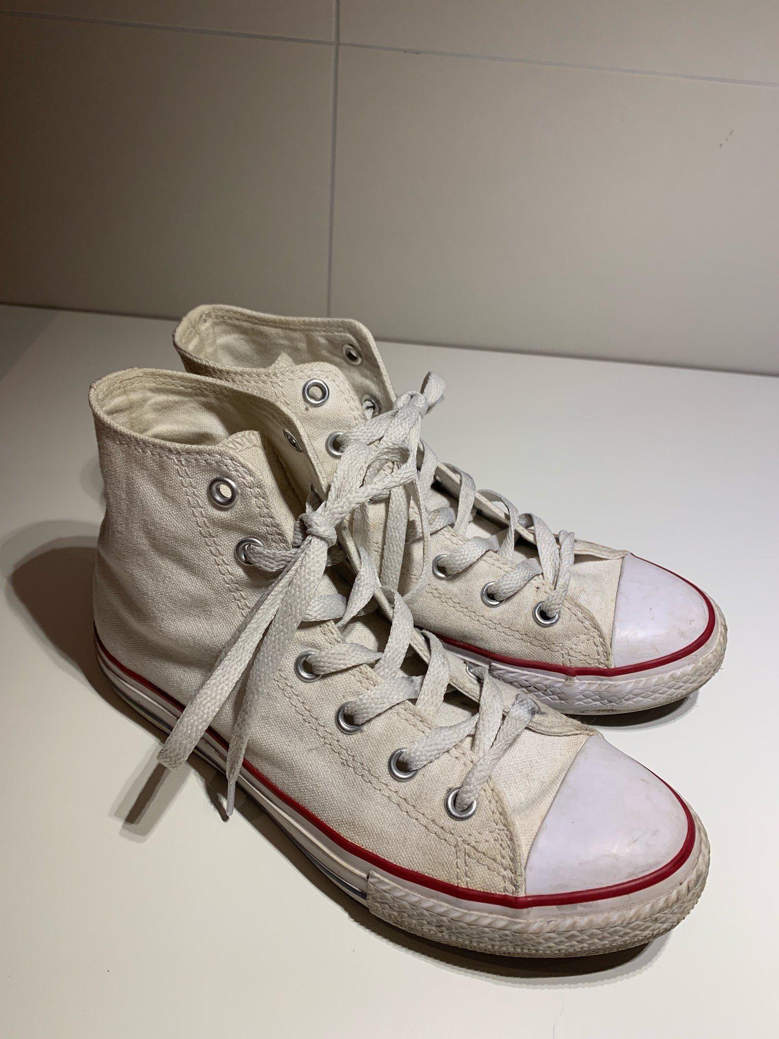 converse skor storlek 35