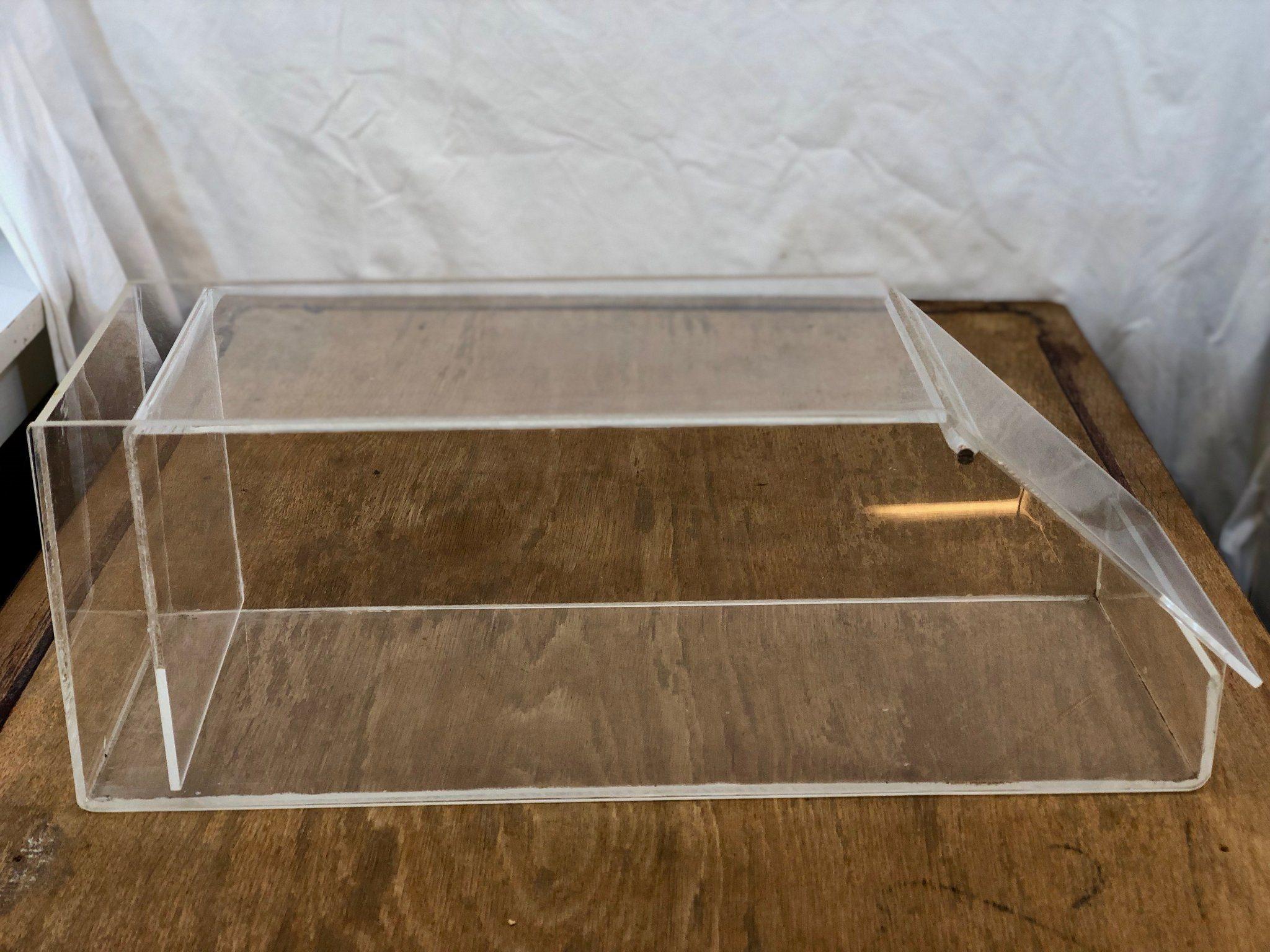 Strålande Godislådor från 80-talet i Plexiglas (361160414) ᐈ Köp på Tradera DF-83