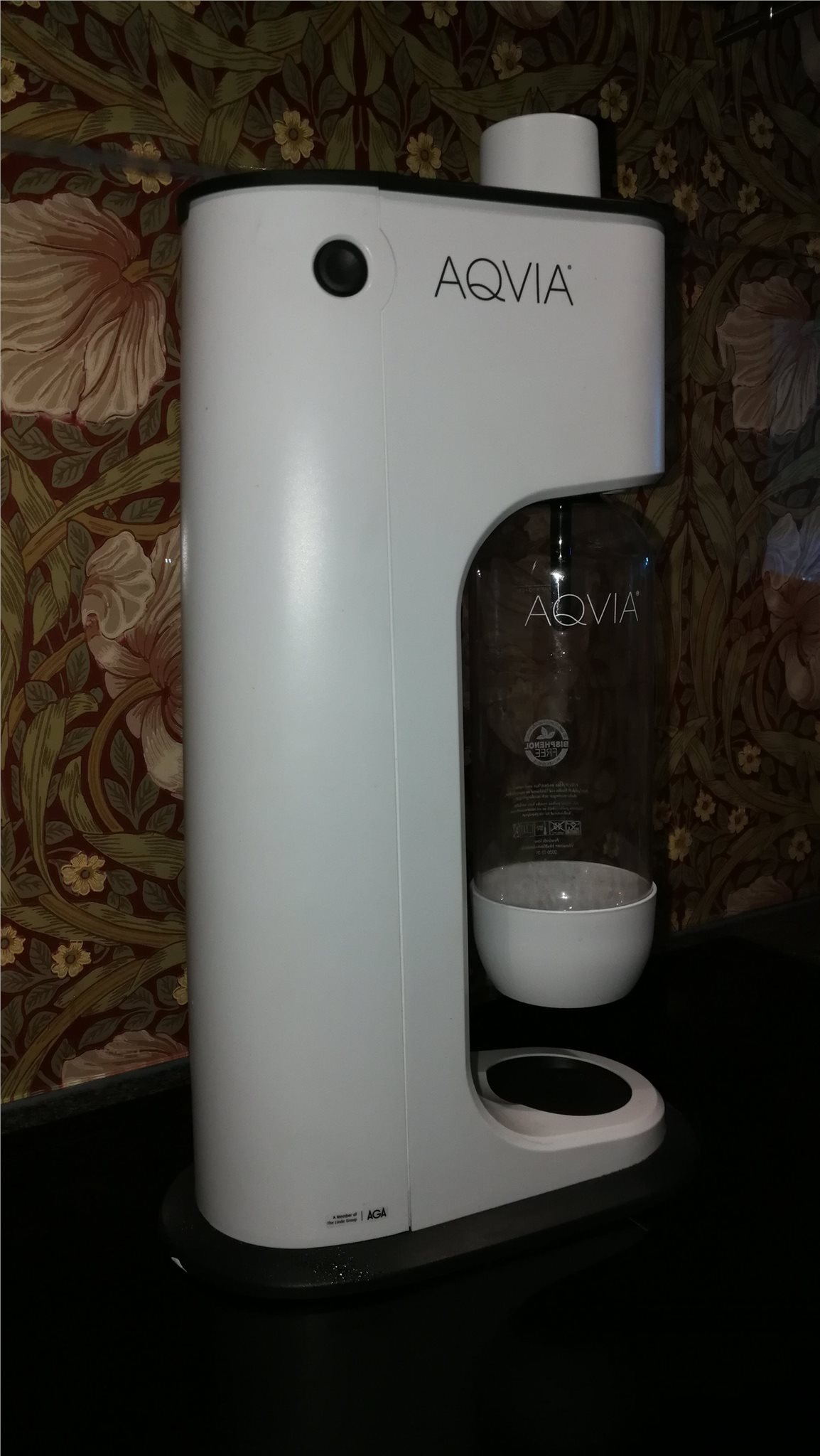 aqvia eller sodastream