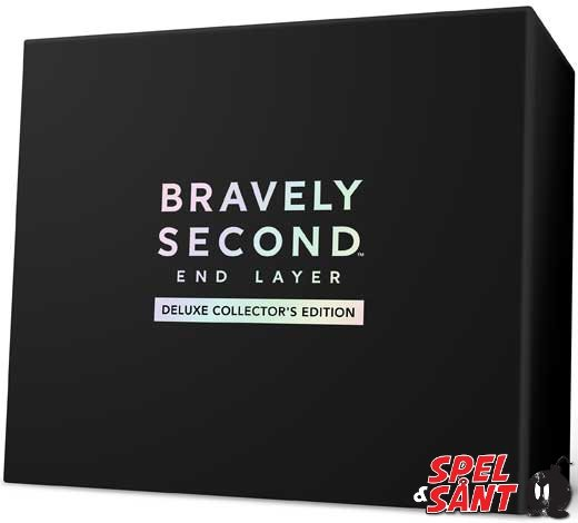 Bravely Second End Layer Deluxe Collectors Edition