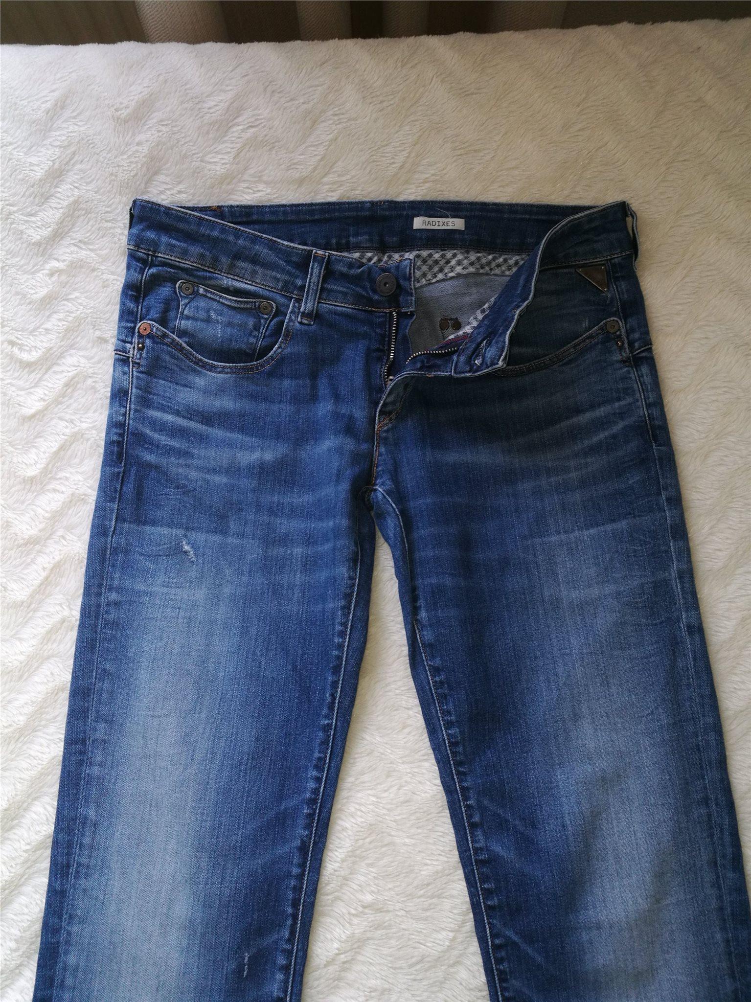 jeans storlek tum