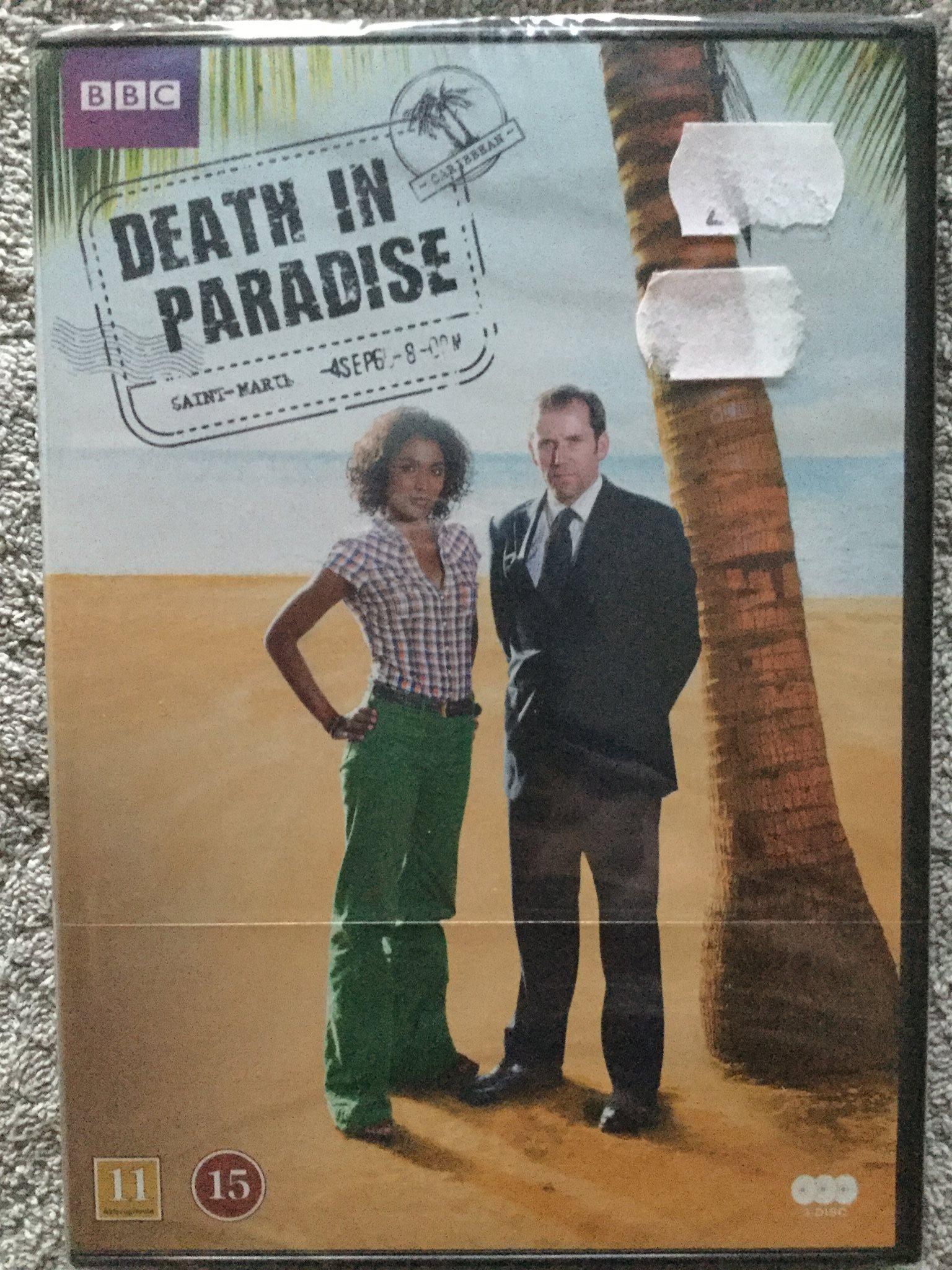 morden i paradiset säsong 6