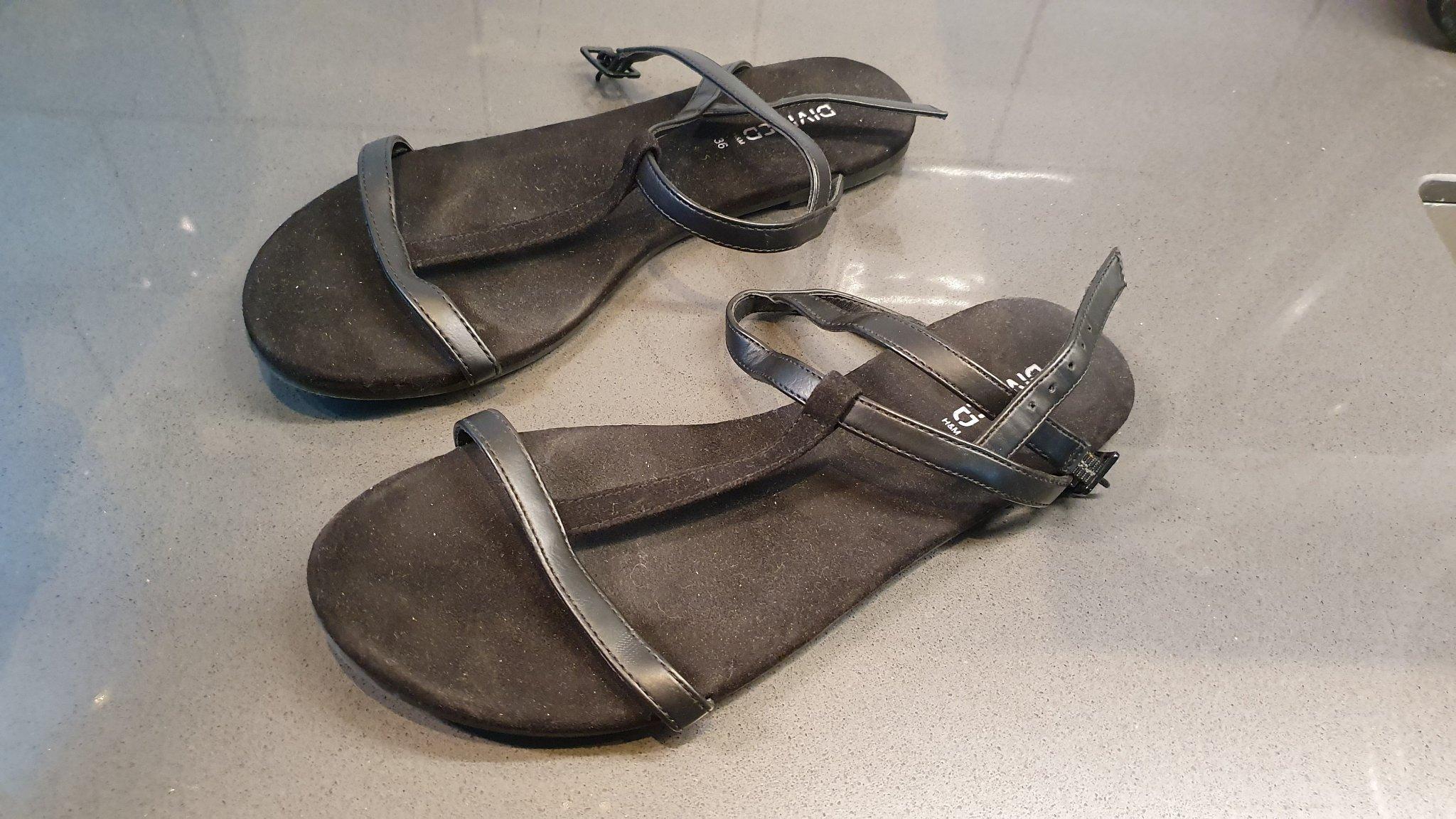 Sandaler, storlek 36