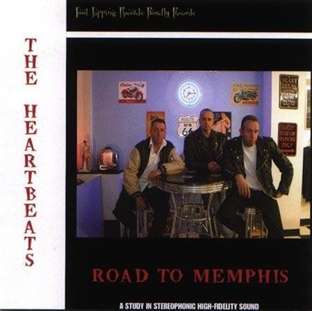 Heartbeats, The - Road To Memphis - CD