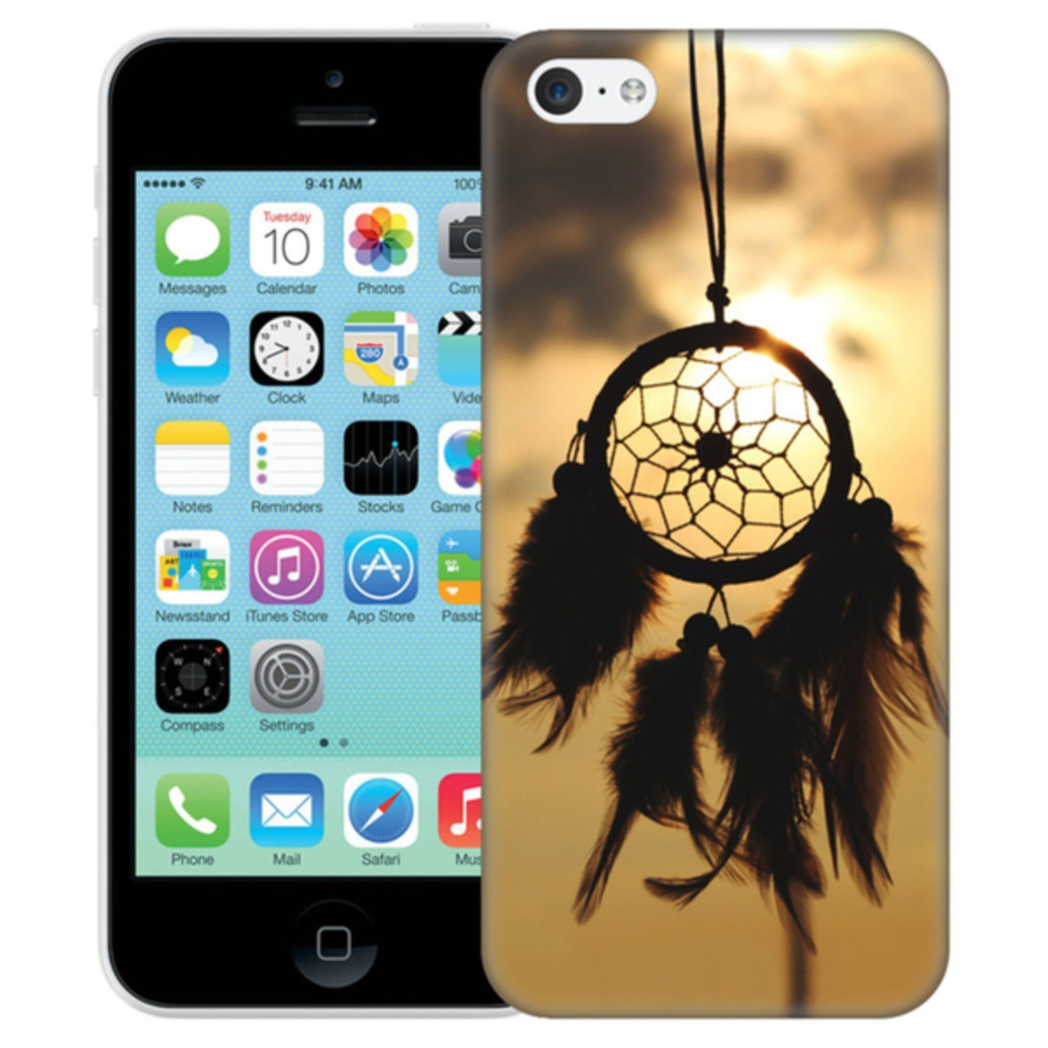 iPhone 5C Skal Dreamcatcher