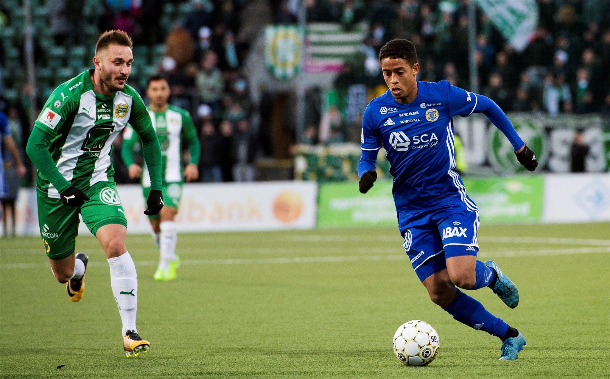 Spelarnas Matchtröjor GIF Sundsvall från säsongen 2018 – Jonathan Morsay 690ddd5540479