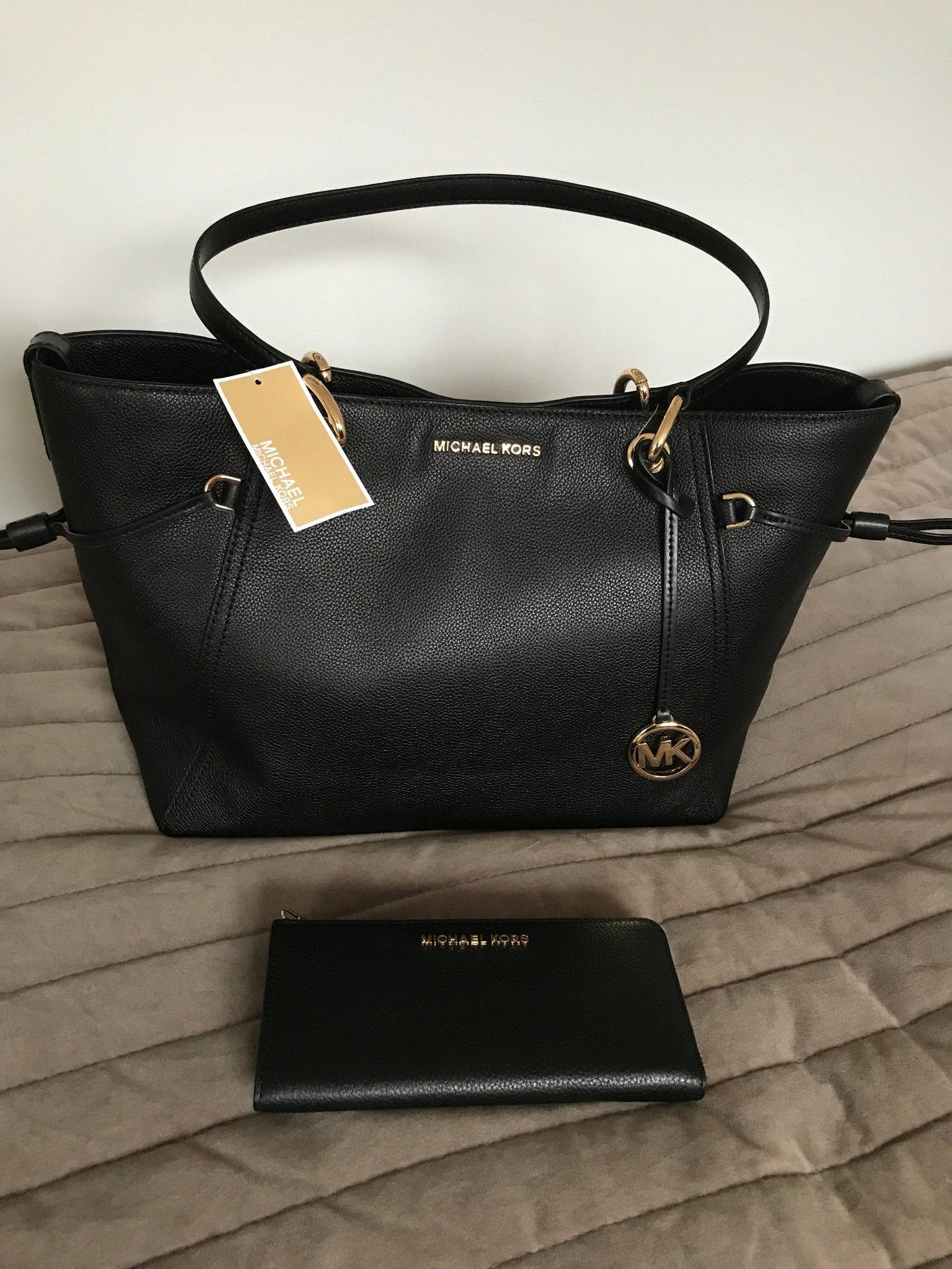 Michael Kors väska och matchande plånbok (400762389) ᐈ Köp