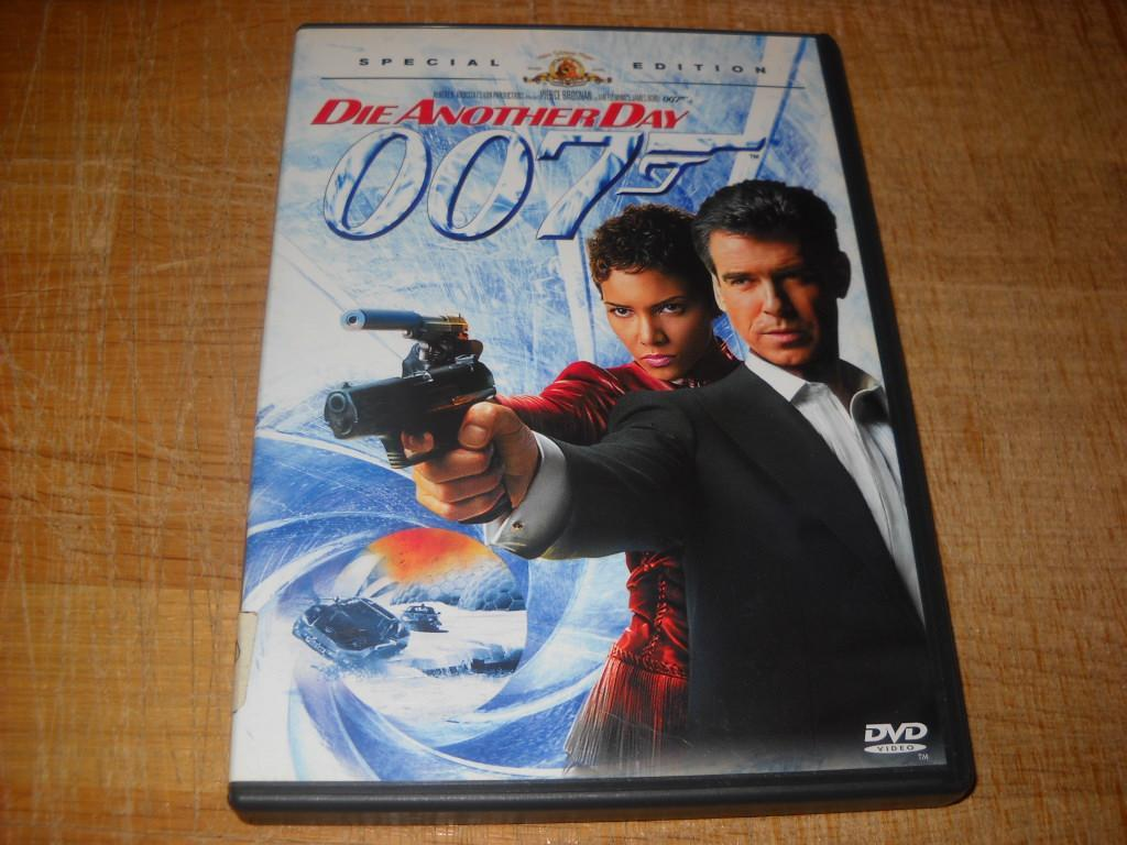 "James Bond 007 ""Die another day"" -2002"