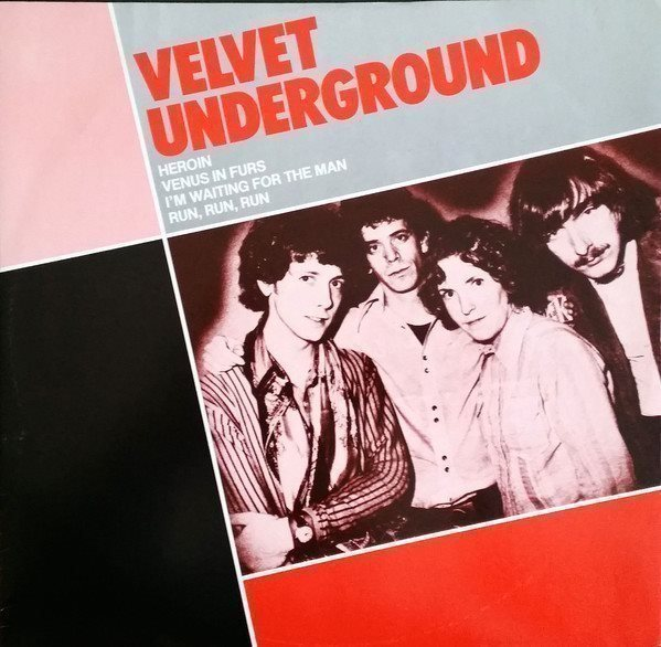 "Velvet Underground 12"" Heroin / Venus In Furs / I'm Waiting For The Man / Run Ru"
