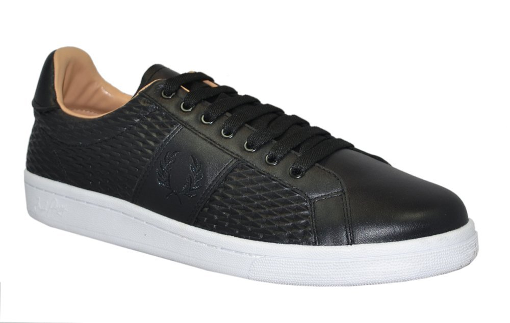 best service e98fd c7377 Helt nya Fred Perry B2011 Sneaker strl 42