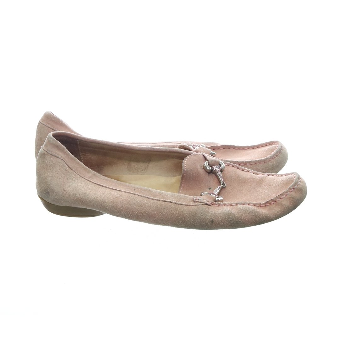 Tremp, Loafers, Strl: 39, Rosa