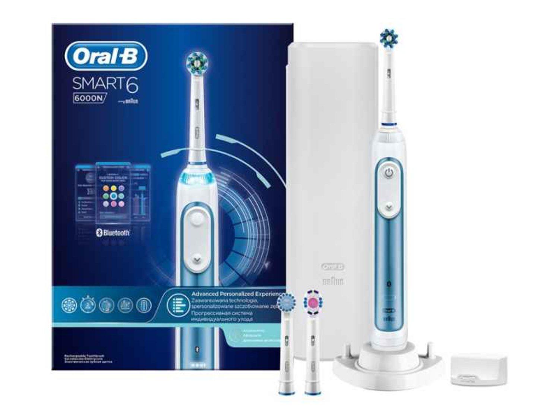 oral b elektriska tandborstar