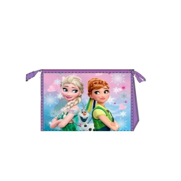 Disney Frozen Make Up Väska (327964618) ᐈ Köp på Tradera 39ea4cc030e4f