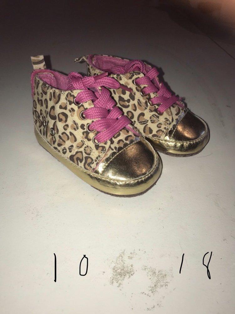 5a2e583afbf Bebis skor storlek 18 (347188077) ᐈ Köp på Tradera