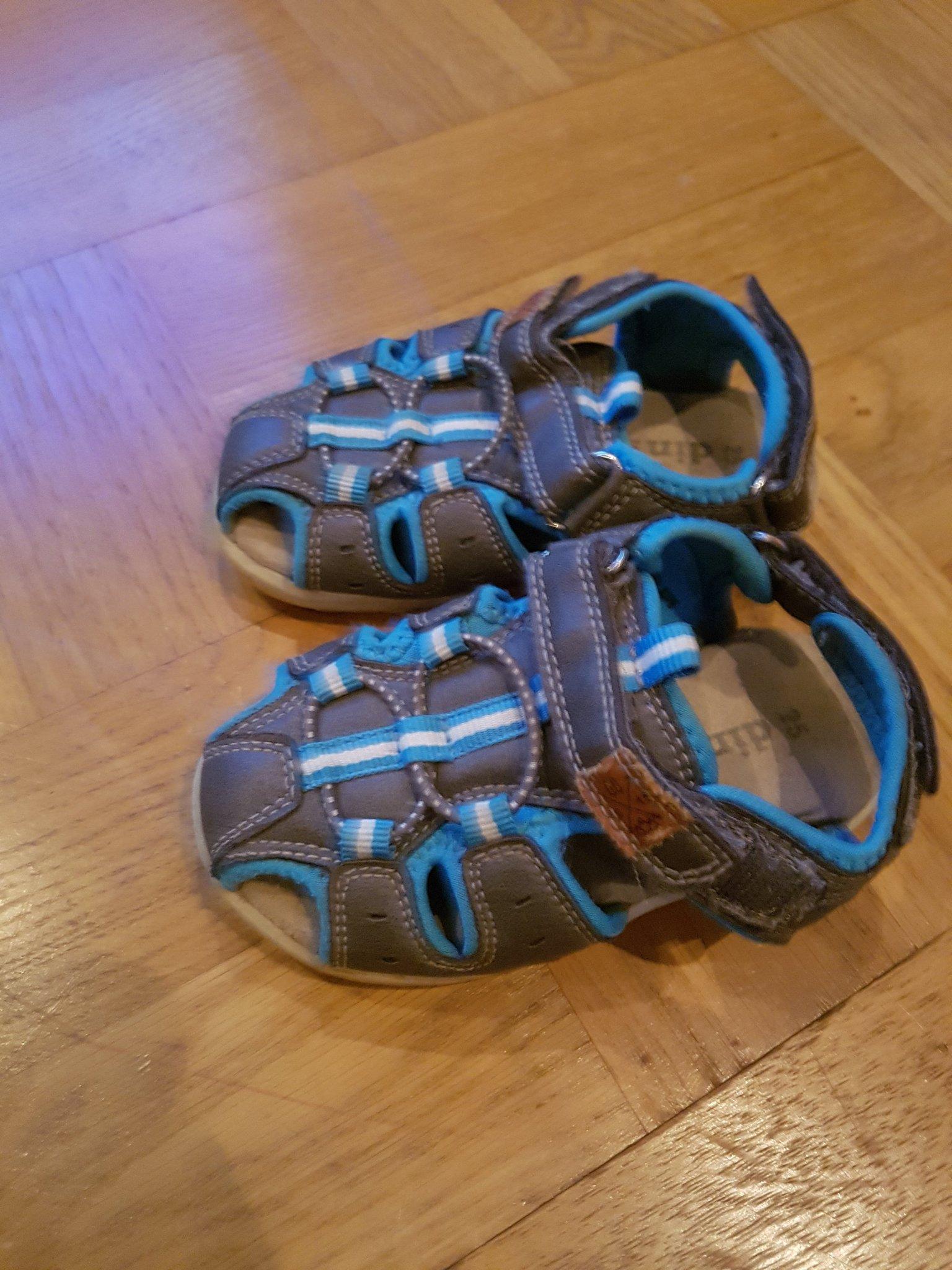 300b2912f1c4 Sandal storlek 25 innermått 155 Din Sko (347768623) ᐈ Köp på Tradera