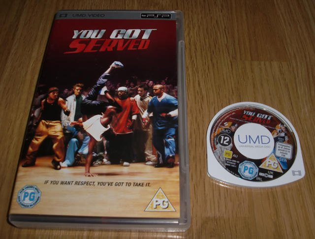 PSP-Film: You Got Served ★