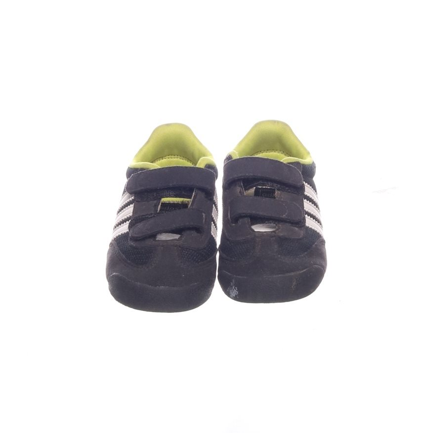 sale retailer 91f4a 4ba5f Adidas, Sneakers, Strl 22, SvartVitLimegrön