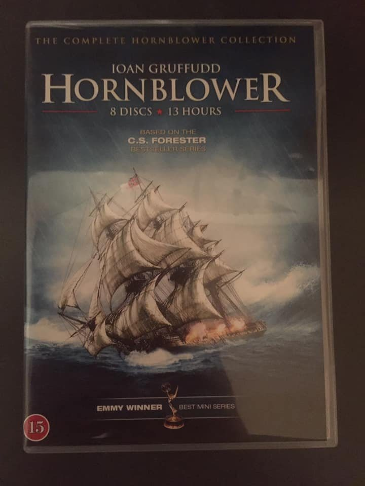 The Complete Hornblower Collection 8DVD Ioan Gruffudd