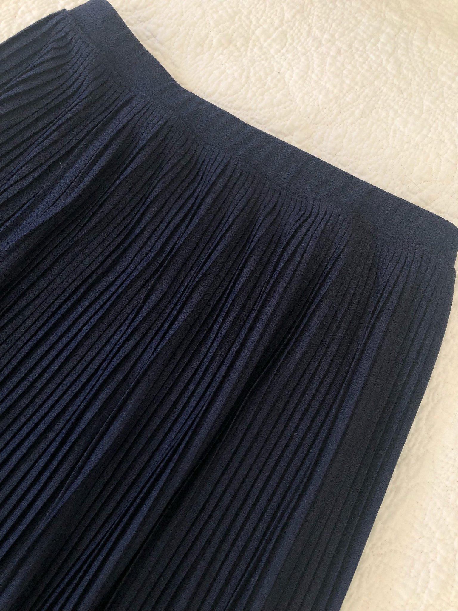 7c1338c76be2 Plisserad kjol från H&M Trend (351101461) ᐈ Köp på Tradera