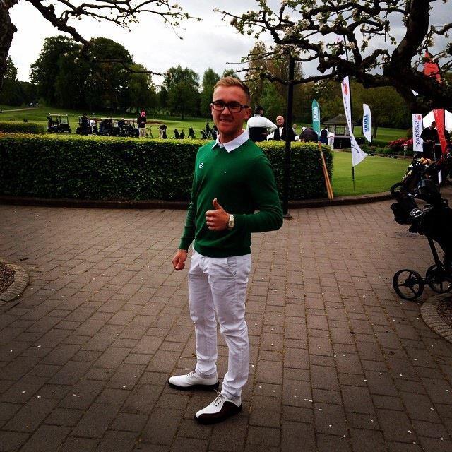 Golfrunda (för 2 personer) på Vasatorps TC-bana med PGA-tränaren Tim Wingårdh