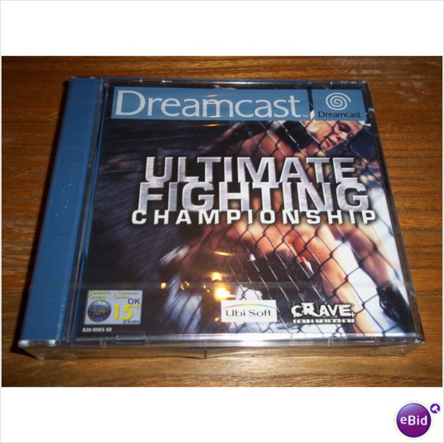 Ultimate Fighting Championship - Dreamcast