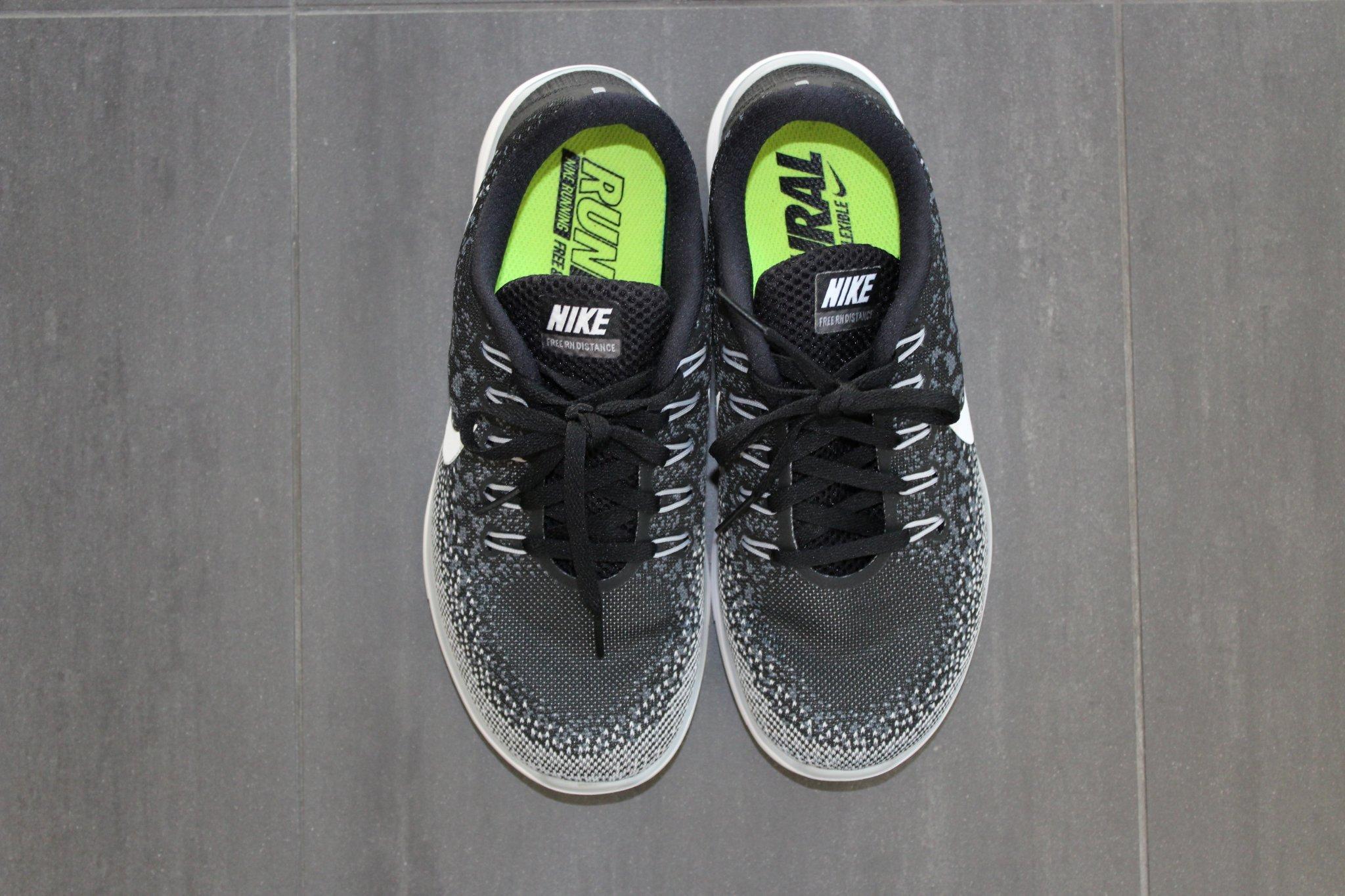 brand new 6871f 1d745 Nike - Free Run Skor - Svart Gråa - Storlek  37,5 -