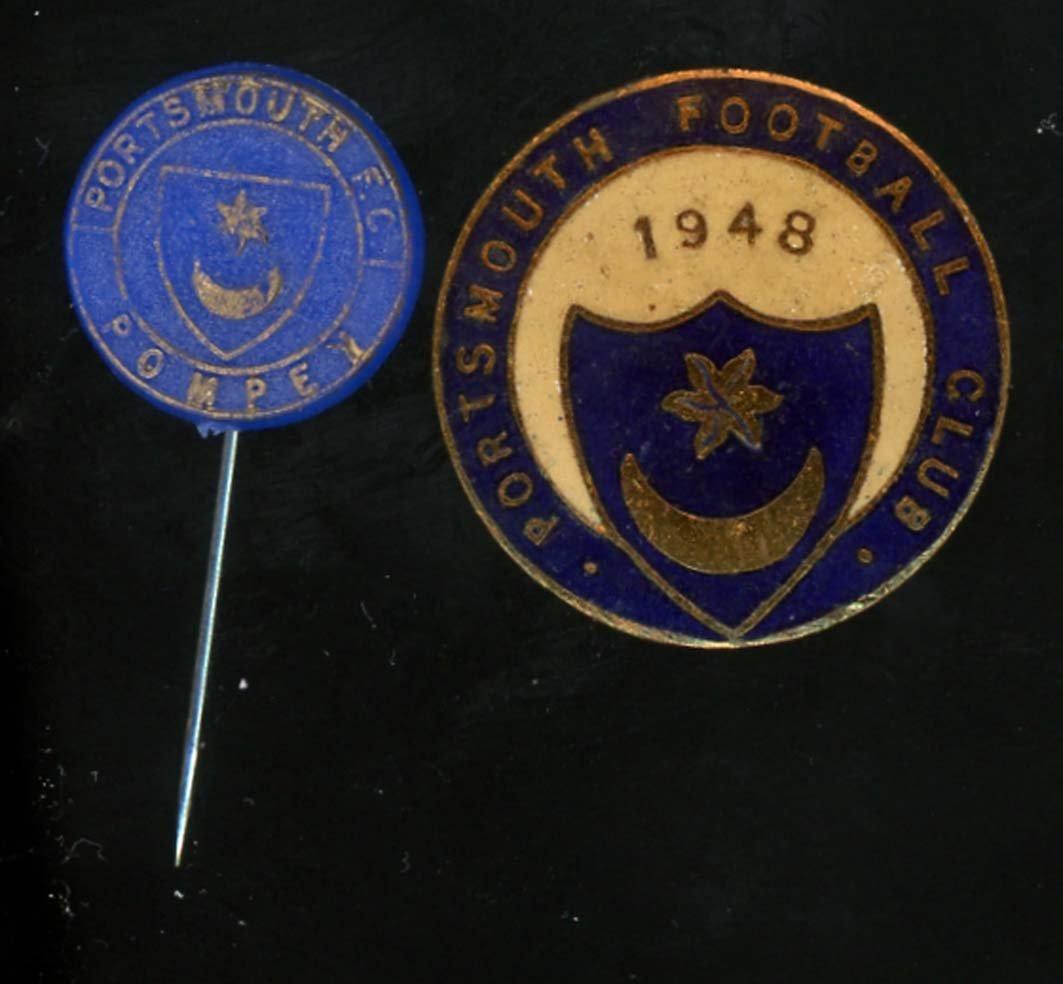 Portsmouth FC 2 olika