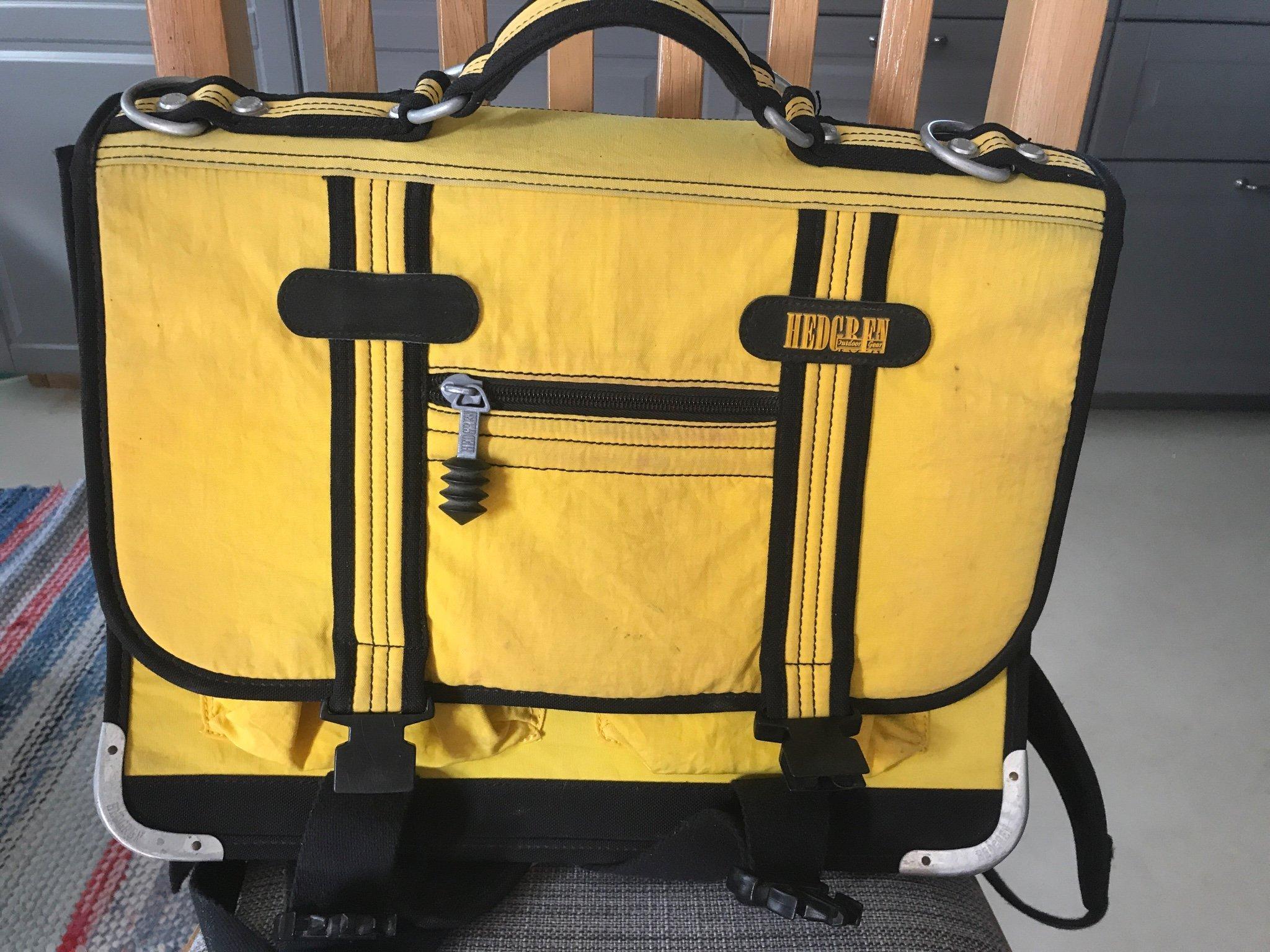 Ryggsäck, skolväska Hedgren outdoor gear (414518997) ᐈ Köp