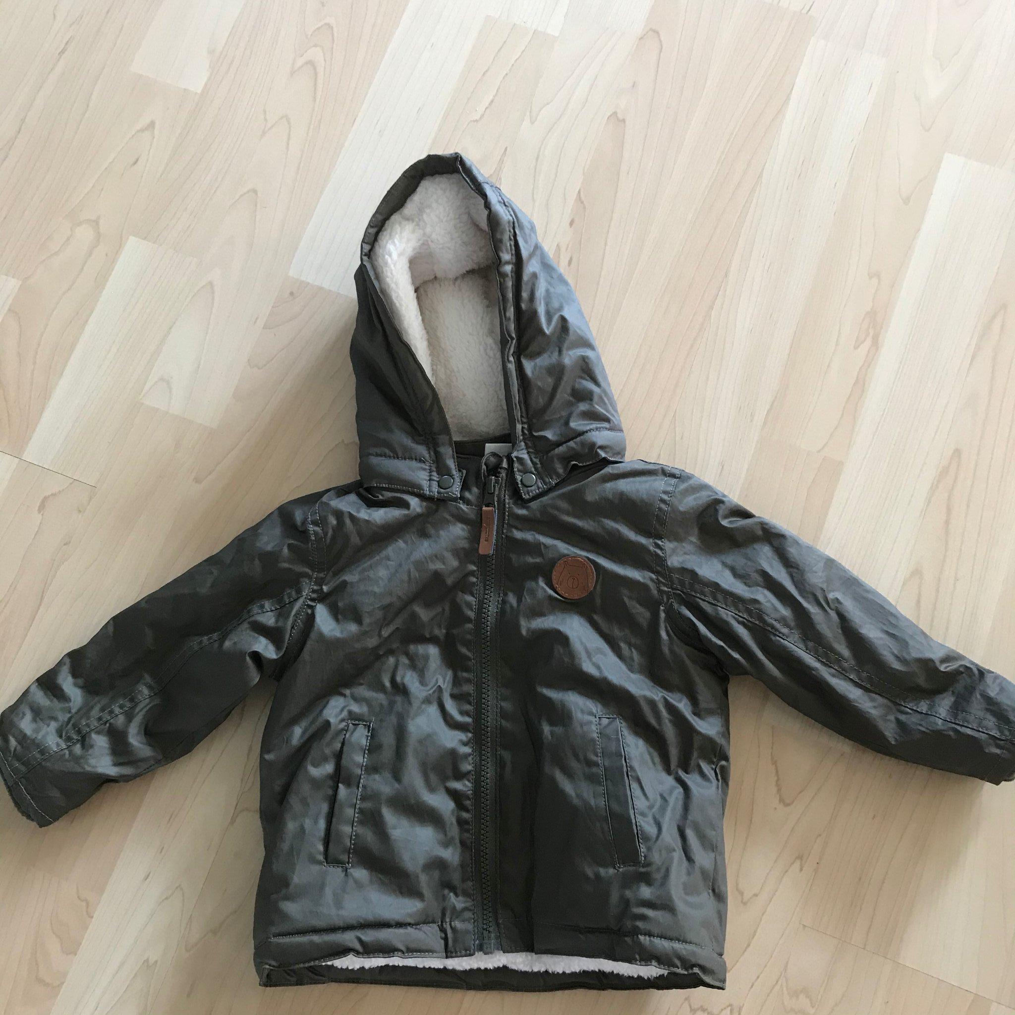Super fin vinterjacka från HM (413598364) ᐈ Köp på Tradera