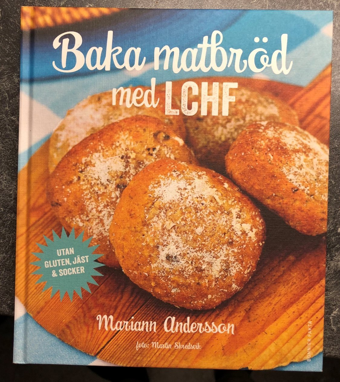 baka matbröd med lchf