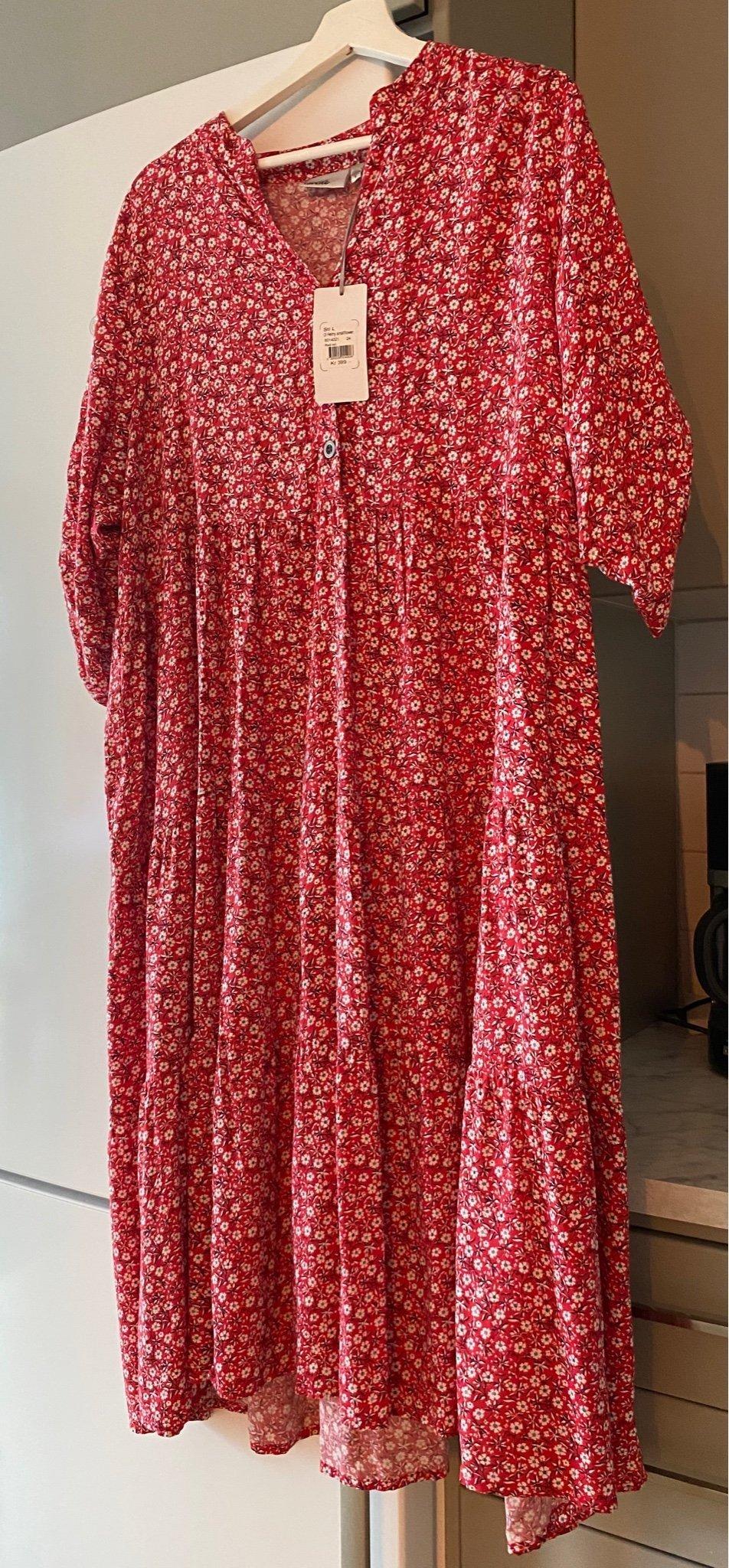 Ny, vid klänning från Cassels, storlek L. (413915238) ᐈ Köp