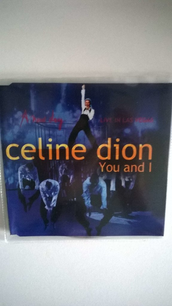 Celine Dion - You and I A New Day Live in Las Vegas, promo