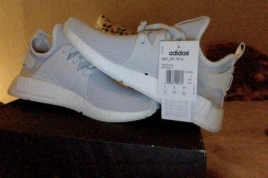 Adidas NMD_XR 1 W Textile BB 3686 Gray Women size US 6 NEW