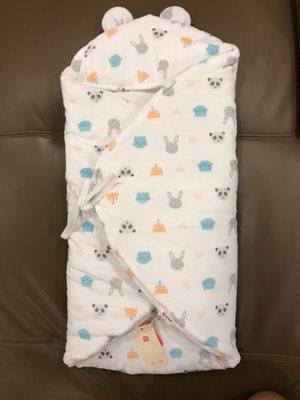 täcke till nyfödd