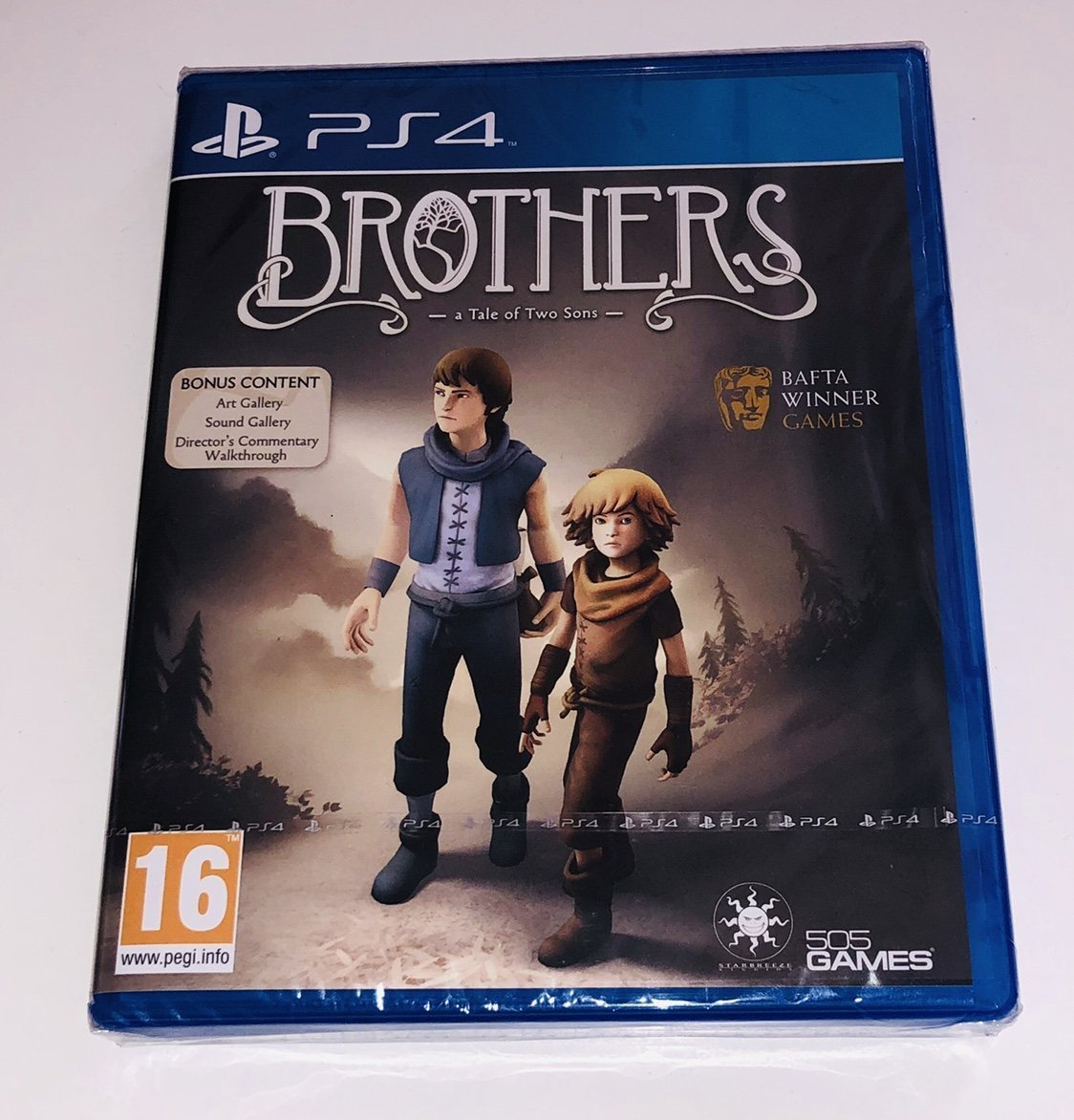 Brothers a Tale of Two Sons // Ps4 // INPLASTAD